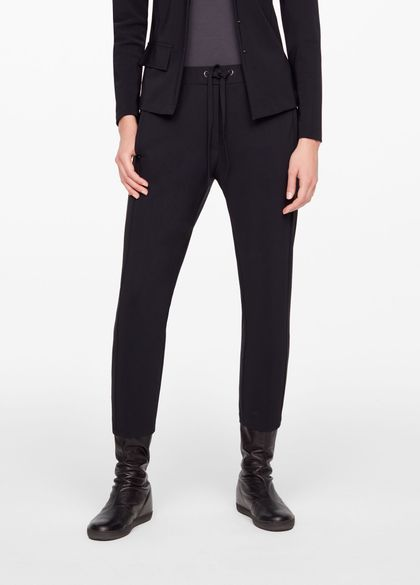 Sarah Pacini PANTS - TECHNO FABRIC