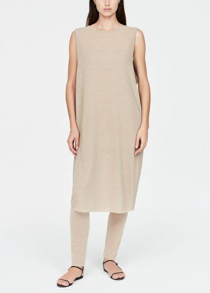 Sarah Pacini Ärmelloses Kleid - Perforiert