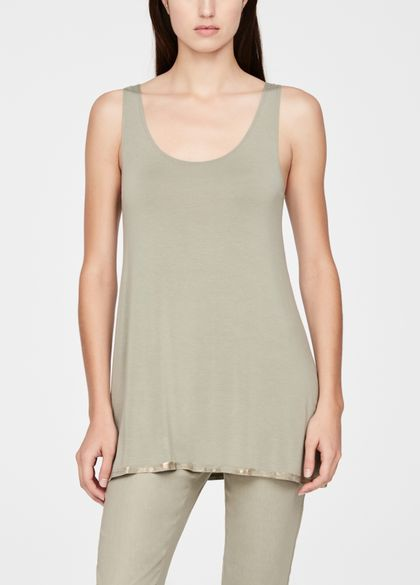 Sarah Pacini Modal top - sleeveless