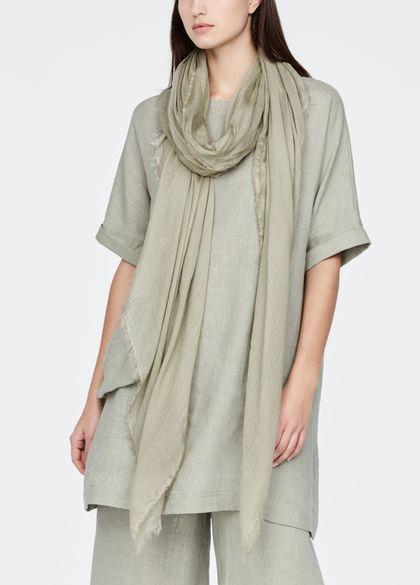 Sarah Pacini Scarf - modal & silk