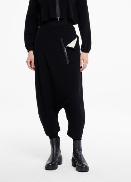Sarah Pacini Pantalon - style sarouel