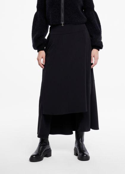 Sarah Pacini Flare skirt - leg inserts