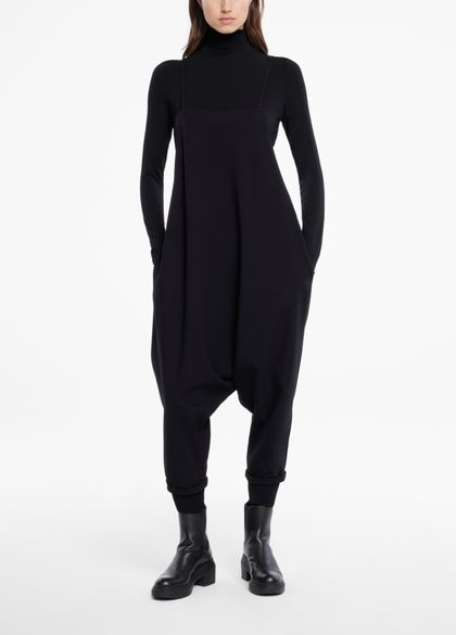 Sarah Pacini Combinaison à bretelles - jersey