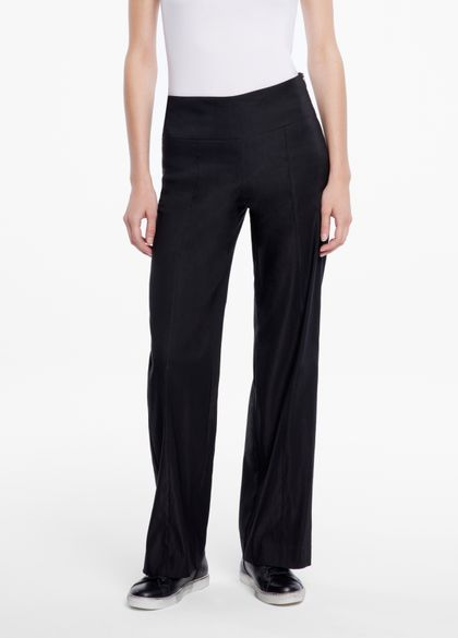 Sarah Pacini Linen stretch pants - chloe