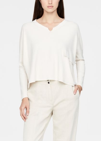 Sarah Pacini Light sweater - v-neck