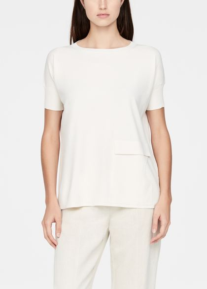 Sarah Pacini Light sweater - short sleeves