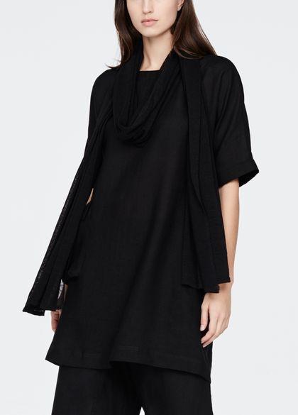 Sarah Pacini Linen scarf