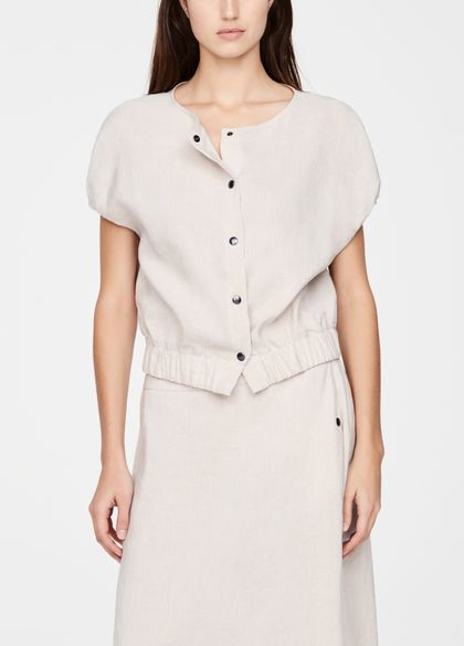 Sarah Pacini Short sleeve jacket