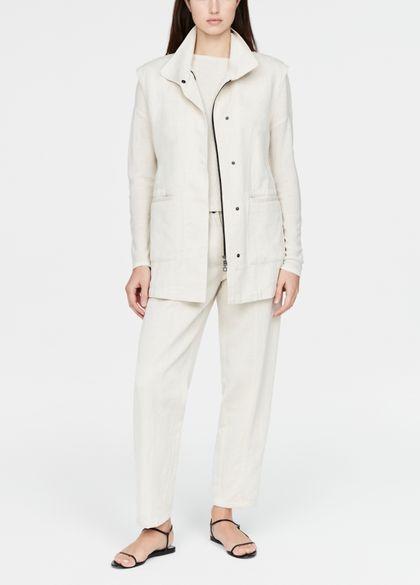 Sarah Pacini Trekking jacket - sleeveless