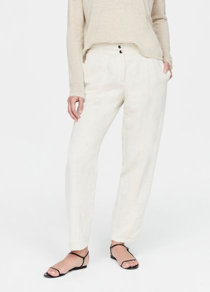 Sarah Pacini Cotton pants