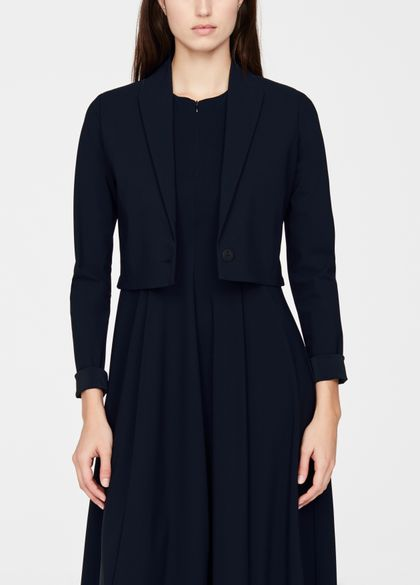 Sarah Pacini Light jacket - cropped