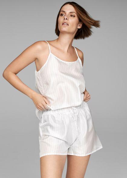 Sarah Pacini Shorts de pyjama