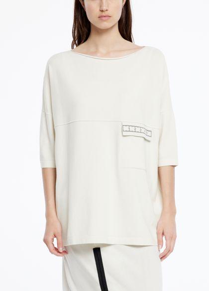 Sarah Pacini Langer pullover - maßband