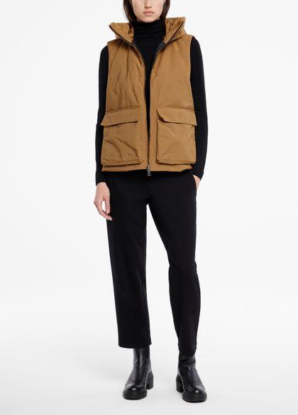 Sarah Pacini Puffer jacket - hood