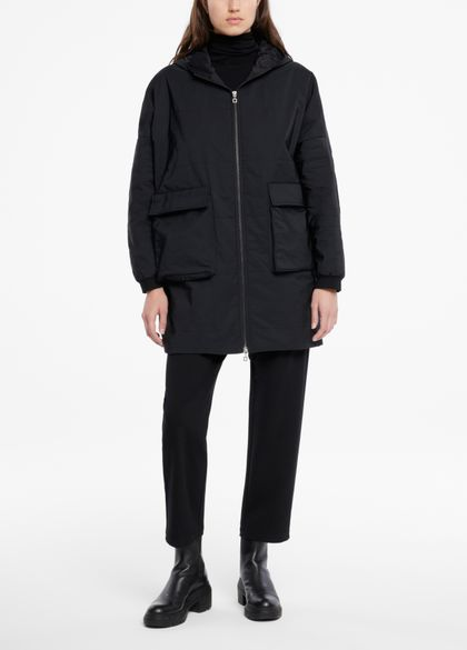 Sarah Pacini Puffer coat