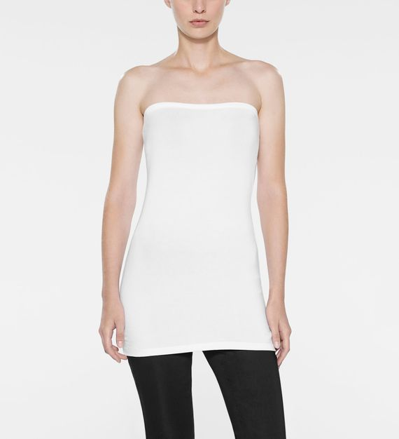 Sarah Pacini SHORT TUBE TUNIC - STRAPLESS
