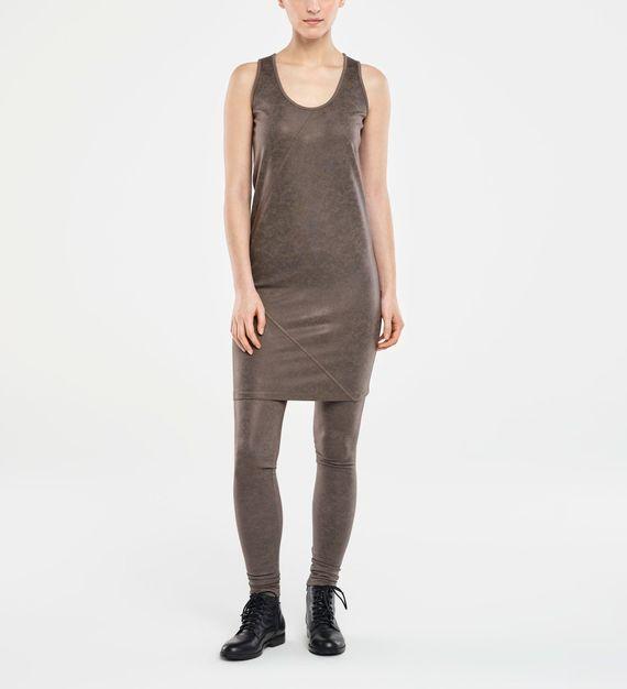 Sarah Pacini SHIMMERING KNEE-LENGTH DRESS