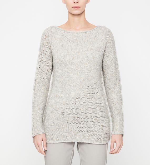 Sarah Pacini Sweater - openwork