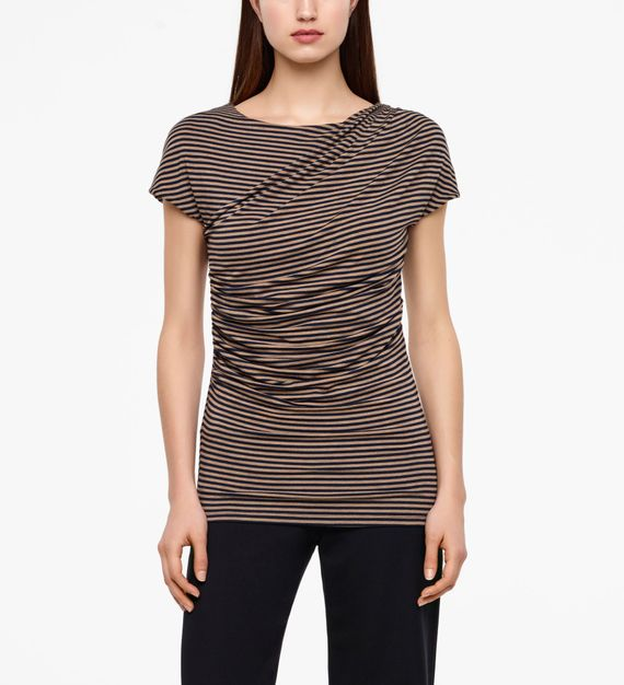 Sarah Pacini TOP - GATHERED DETAILS
