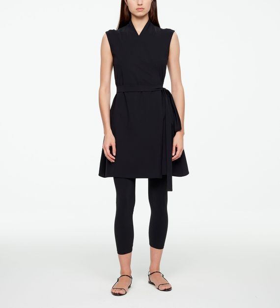 Sarah Pacini WICKELKLEID - TECHNO FABRIC
