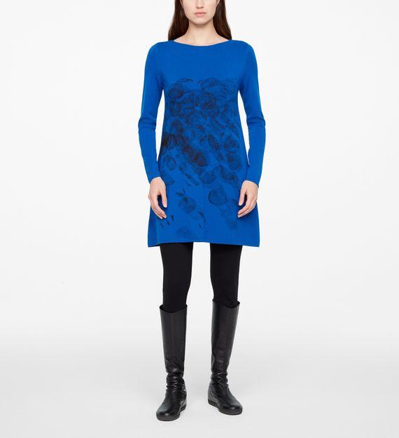 Sarah Pacini LIGHT DRESS - JACQUARD