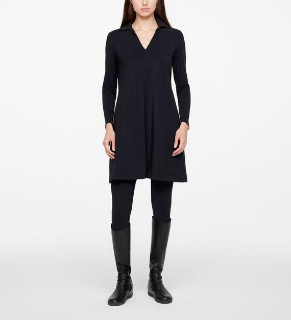 Sarah Pacini DRESS - TECHNO FABRIC